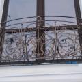 Балконное ограждение в доме